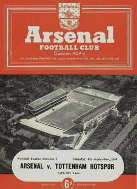 Arsenal-Tottenham-04.09.54-L