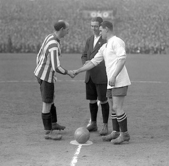 Soccer - FA Cup - Semi-Final - Bolton Wanderers v Sheffield United - Old Trafford - 1923