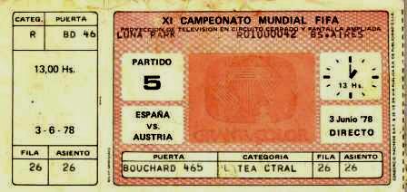 Spain-Austria-03.06.78-ticket-L