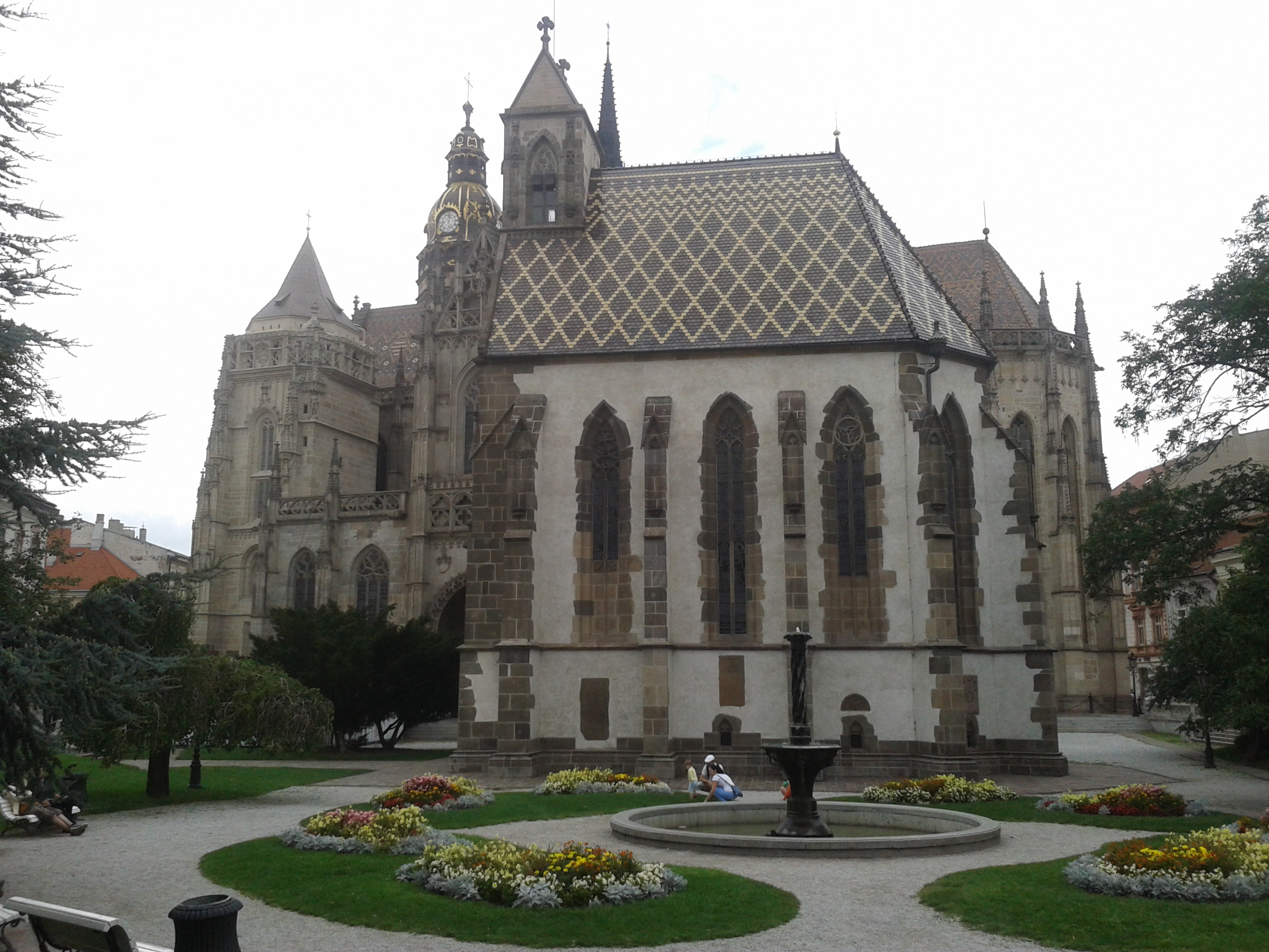 koszyce kościół św elżbiety
