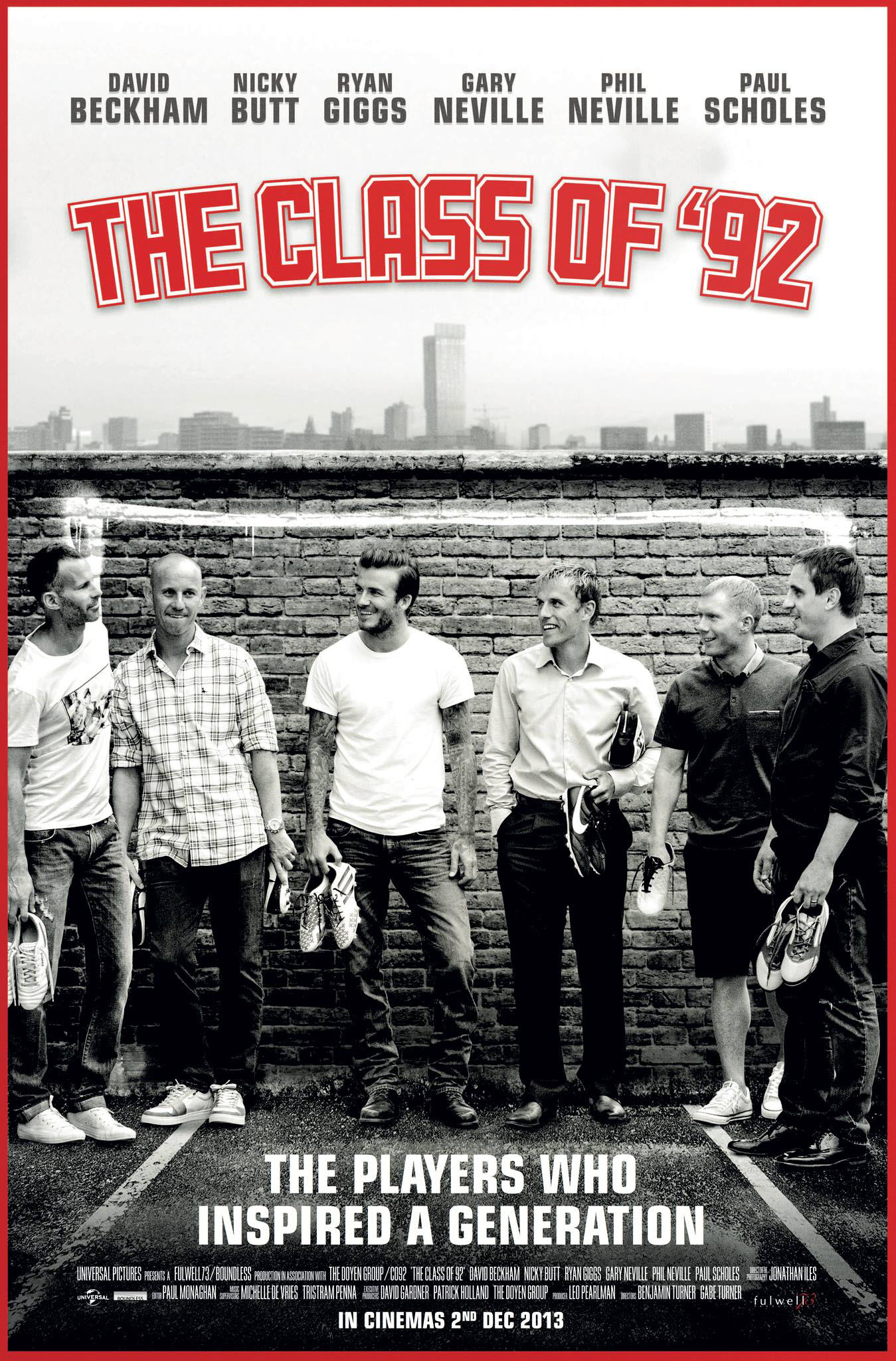 the-class-of-92-man-united poster