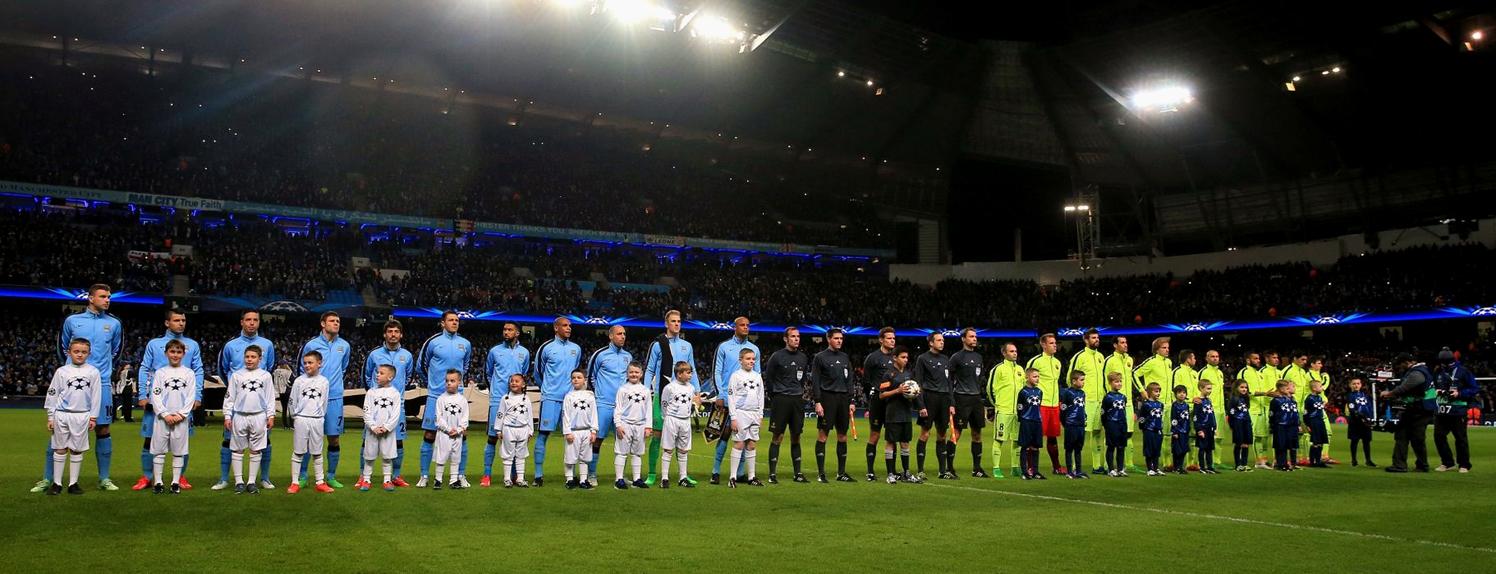 Wczorajszy Mecz Manchester City U2013 FC Barcelona 1 2