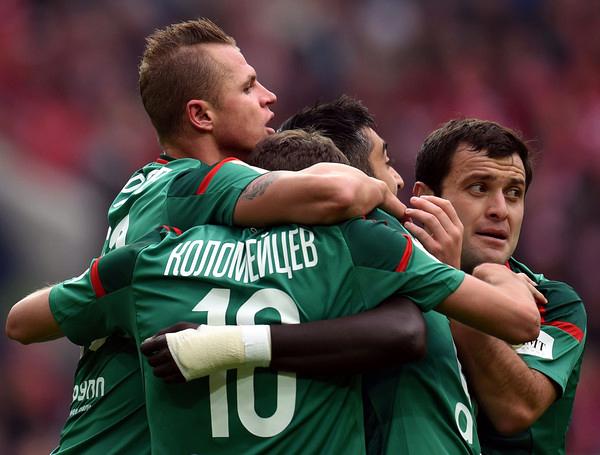 FC+Spartak+Moscow+v+Lokomotiv+Moscow+Russian+L7gAECSRnzcl