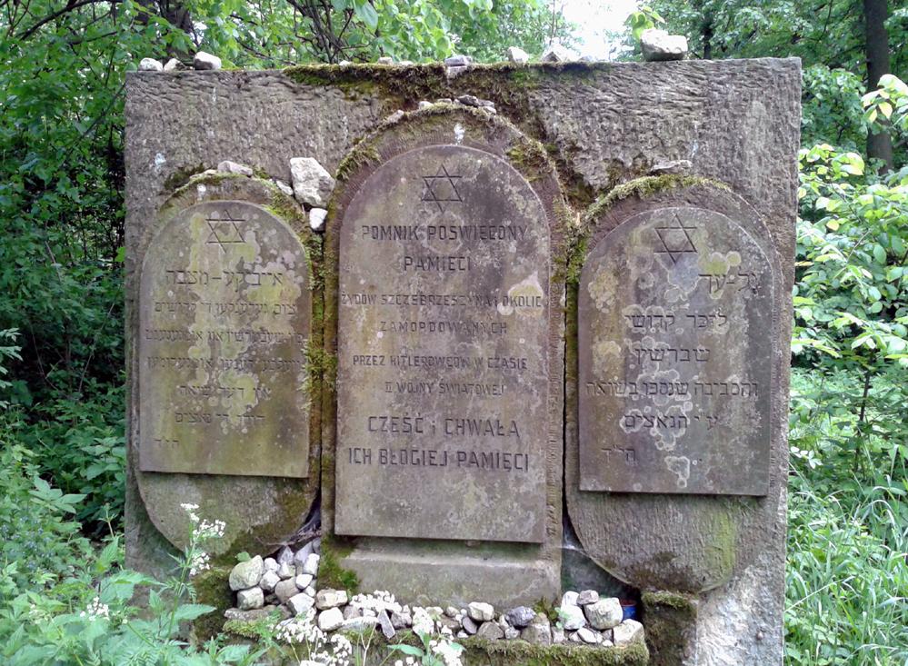 cmentarz szczebrzeszyn