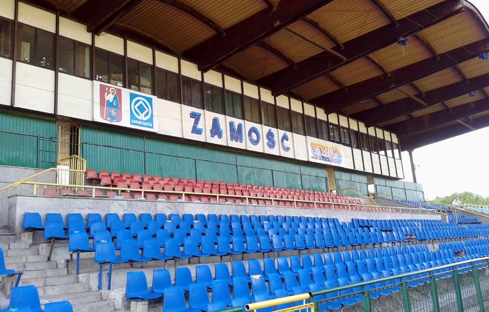 stadion hetman